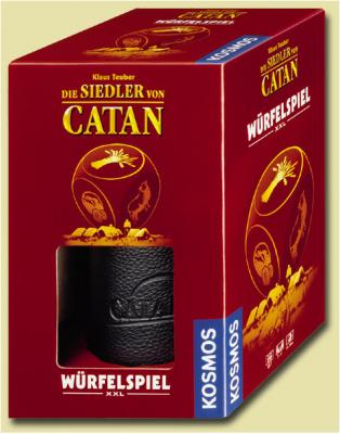 Die Siedler von Catan - Das Würfelspiel - XXL-Ausgabe