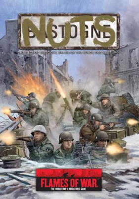 Flames of War: NUTS – The Siege of Bastogne – Battle of the Bulge, December 1944