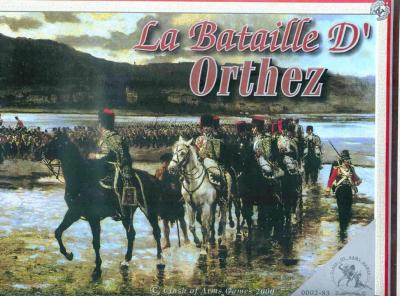 La Bataille d'Orthez