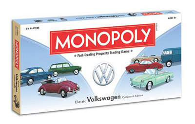 Monopoly: Classic Volkswagen Collectors Edition