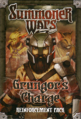 Summoner Wars: Grungor's Charge Reinforcement Pack