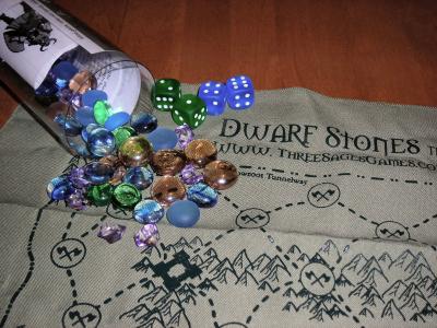 Dwarf Stones