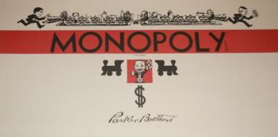 Monopoly: 1935 Deluxe
