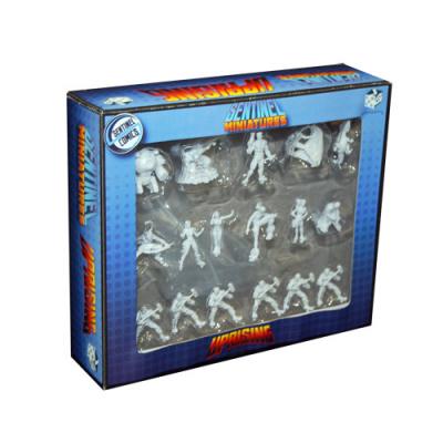 Sentinel Tactics: Uprising Miniatures