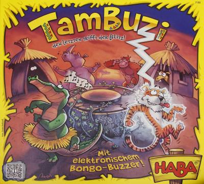 Tambuzi ... den Letzten trifft der Blitz!