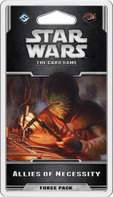 Star Wars: The Card Game - Allies of Necessity