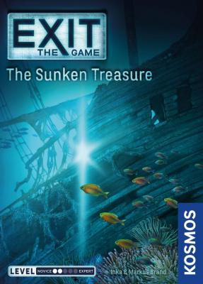 EXIT: The Game - Den Sjunkna Skatten