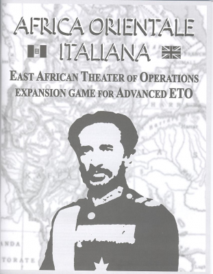 Advanced European Theater of Operations: Africa Orientale Italiana