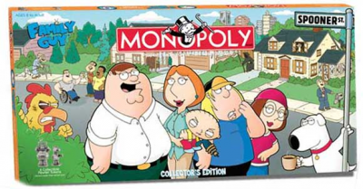 Monopoly: Family Guy