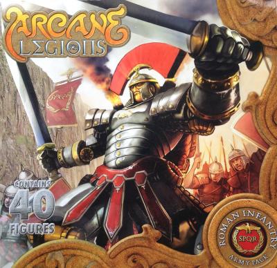 Arcane Legions: Roman Army Pack - Infantry