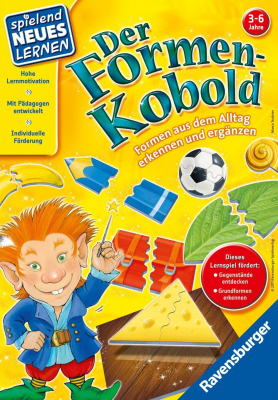 Der Formen-Kobold
