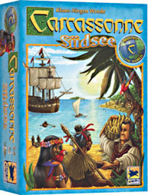 Carcassonne: Stille Zuidzee