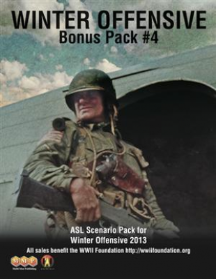 WO Bonus Pack #4: ASL Scenario Pack for Winter Offensive 2013