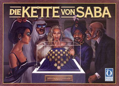 Die Kette von Saba