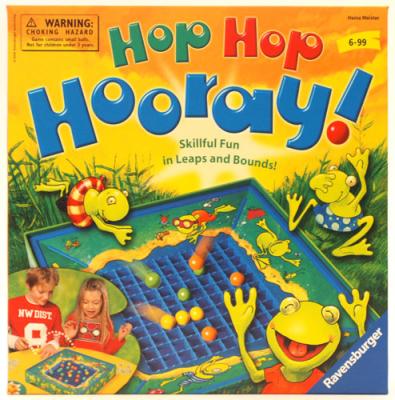 Hop Hop Hooray!