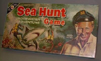 Sea Hunt Underwater Adventure Game