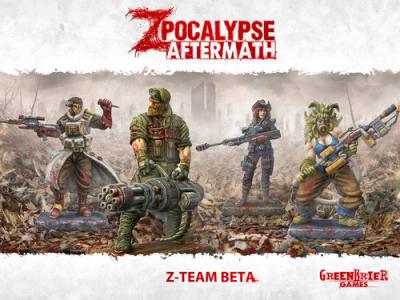 Zpocalypse: Aftermath – Z-Team Beta Pack