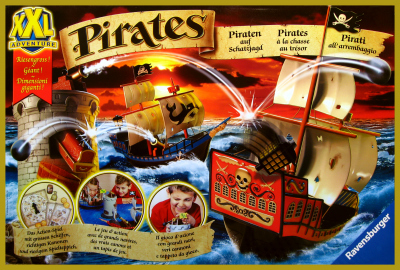 Pirates on the High Seas