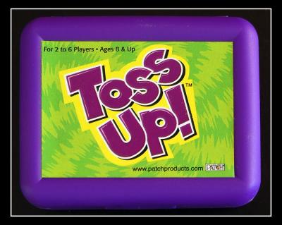 Toss Up!