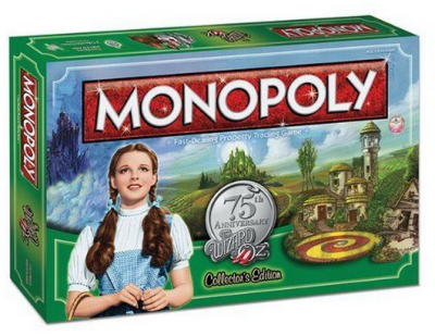 Monopoly: Wizard of Oz 75th Anniversary Collector's Edition