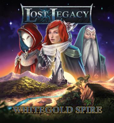 Lost Legacy: Whitegold Spire