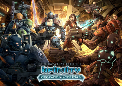 Infinity Operation: Icestorm
