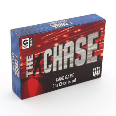 The Chase The Card Game