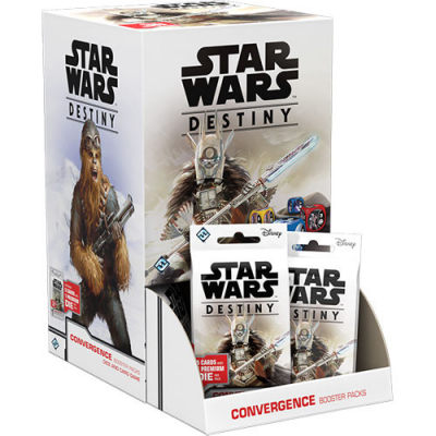 Star Wars Destiny: Convergence - Booster Display Box (36)