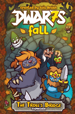 Dwar7s Fall: The Troll's Bridge Expansion