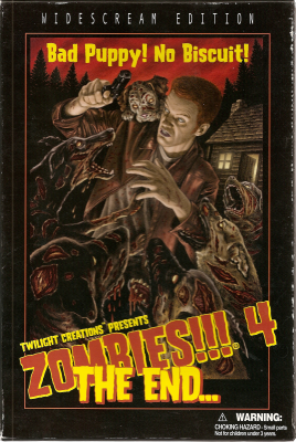 Zombies!!! 4: The End...