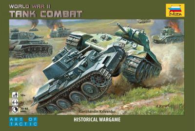 WW II: Tank Combat