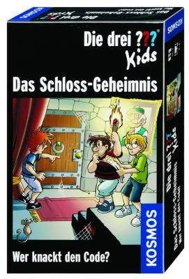 Die drei ??? Kids: Das Schloss-Geheimnis