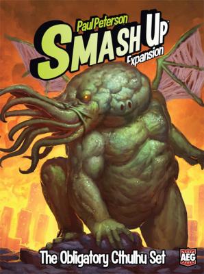 Smash Up: Der endgültige Cthulhu