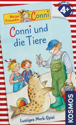 Conni und die Tiere