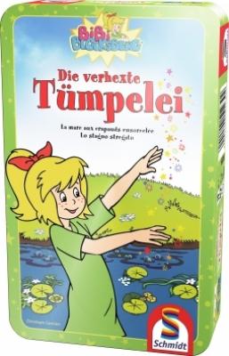 Bibi Blocksberg: Die verhexte Tümpelei