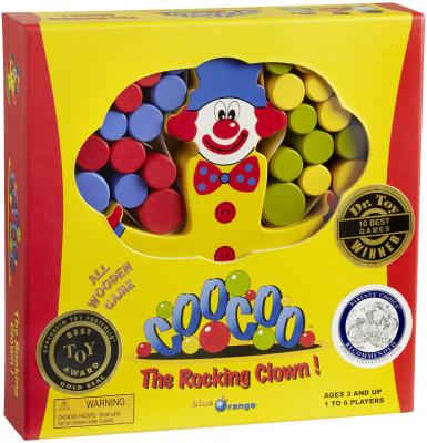 CooCoo the Rocking Clown!