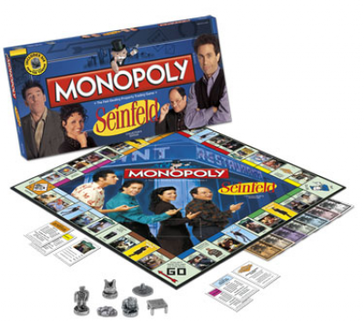 Monopoly: Seinfeld Collector's Edition