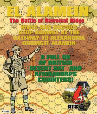 ATS TT El Alamein: The Battle of Ruweisat Ridge