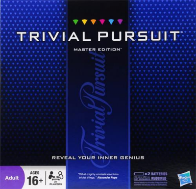 Trivial Pursuit - Master Edition