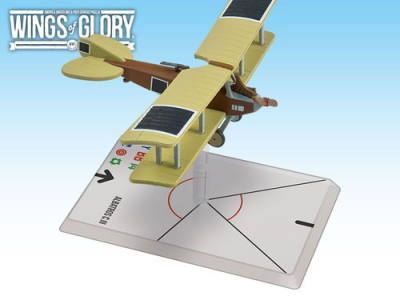 Wings of Glory: WW1 Airplane Pack - Albatros C.III (Meinecke)