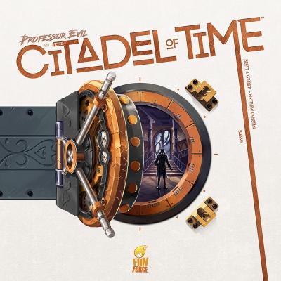 Professor Evil & La Citadelle du Temps