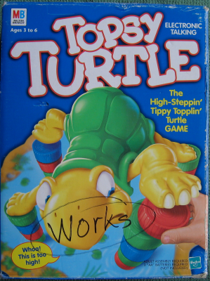 Topsy Turtle