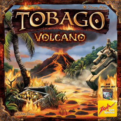 Tobago: Volcano
