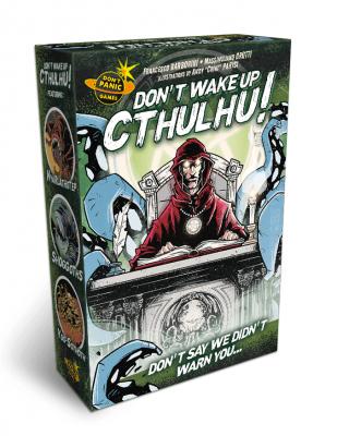 Don't wake up Cthulhu!