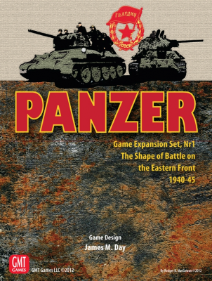 Panzer: Game Expansion Set, Nr1 - The Shape of Battle on the Eastern Front 1943-45