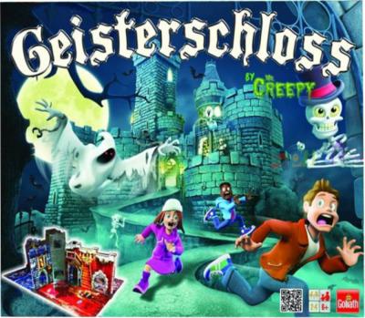 Mr. Creepy's Geisterschloss