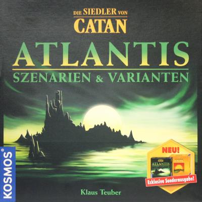 Atlantis: Szenarien & Varianten zu Die Siedler von Catan
