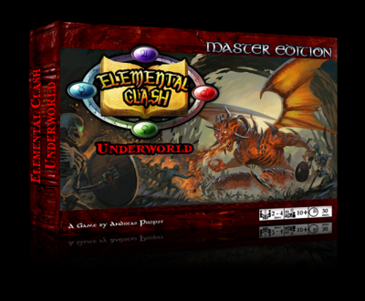 Elemental Clash: Underworld