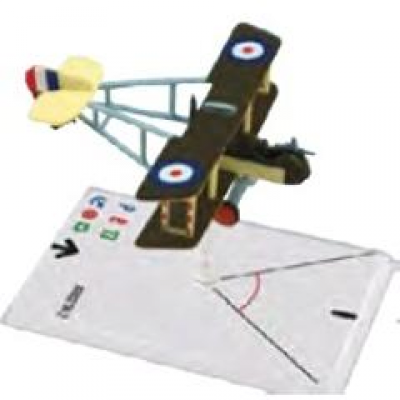 Wings of Glory: WW1 Airplane Pack - Airco DH.2 (Hawker)