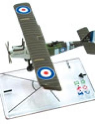 Wings of War: WW1 Airplane Pack - R.E.8 (Ferguson & Fry)